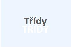 tridy